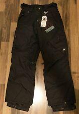 children ski snowboard trousers size S, DC Terek, London #B380