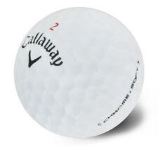 50 Callaway Chrome Soft AAA/Standard Grade Golf Balls *Free Tees!*