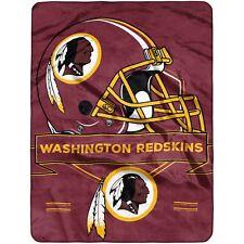 Washington Redskins Super Sized Plush Blanket 60 x 80