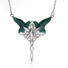 The Lord of the Rings Leaves twilight star Cosplay Necklace Pendants New Gift