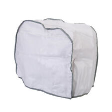 White Bread Maker Dust Cover Suitable For Kenwood, Panasonic, Andrew James