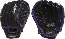 Rawlings 11.5'' Girls' Highlight Series Fastpitch Softball Glove Mitt Black