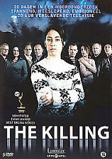 The Killing - Complete Series 1 Season One - DVD 5 Disc - New & Sealed