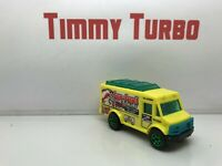 MATCHBOX FOOD TRUCK YELLOW FUN FUN SUSHI 2014  1:64 30