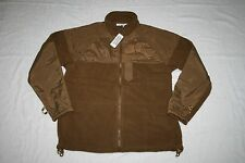 NEW US NAVY NWU AOR1 AOR2 GORETEX jacket coyote brown fleece liner MEDIUM ML
