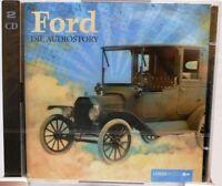FORD das Automobil + 2 CD + Audiostory Hörbuch + Unterhaltsame Kulturgeschichte