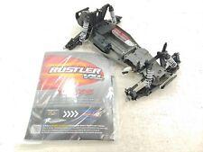 NEW Traxxas Rustler VXL 2wd 1/10 Stadium Truck Roller Slider Chassis Metal Gears