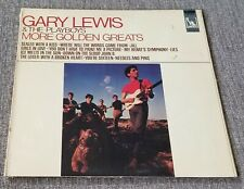 """Gary Lewis & The Playboys....""""More Golden Greats"""" 12"""" Vinyl Record LP"""