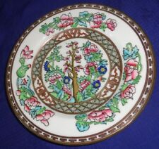 """BR1864 Coalport China Indian Tree Bread & Butter Plate 5-3/4"""" Smooth Edge"""