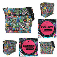 LeSportsac NYC Small Cleo Crossbody Bag Free Ship NWT New York City Exclusive