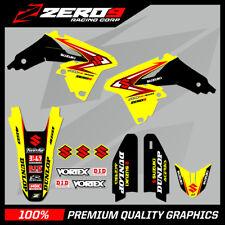 Suzuki RM H. 125 250 450 Motocross MX Gráficos Calcomanía Kit Kit De Split estilo OEM