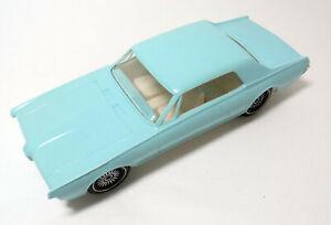 "Vintage 1967 Mercury Cougar Plastic Promo? Car ~ Missing Grill ~ 10.25"""
