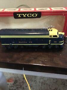 HO Scale Mantua Santa Fe 4016 Locomotive Engine ~ Tested Works