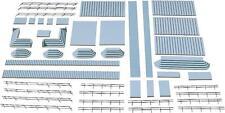 Treppen Set, Faller 180519, Miniaturwelten Bausatz H0 (1:87)