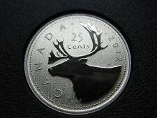 2012 Canadian Specimen Quarter ($0.25)