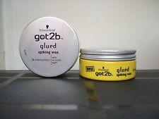 GOT 2B (PACK OF 2) GLUED SPIKING WAX X 75ML