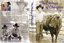 DVD Lane Frost Challenge Champions Bullriding Red Rock Rodeo PBR NFR bulls