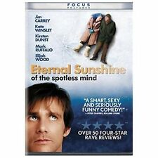 Eternal Sunshine of the Spotless Mind (Dvd; F/S) Jim Carrey, Kate Winslet