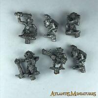 Metal Goblin Snotling Unit Orcs Goblins - Warhammer Age of Sigmar X2550