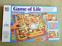 GAME OF LIFE Vintage 1978 Board Game by MB Games Complete EXCELLENT CONDITION