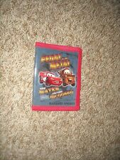 Disney Pixar Cars Lightning Mcqueen & Mater Bi Fold Wallet NEW