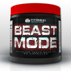 BEAST MODE - STRONGEST LEGAL TEST BOOSTER!! GAME CHANGING 5X STRENGTH FORMULA!!