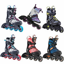 K2 Junior Inline Skates Kinder Inlineskates Inliner Kids Skate Größenverstellbar