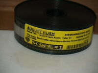 35mm Movie trailer-Scope-August Rush-2007-Robin Williams-Terrence Howard