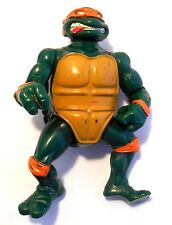 1990s Vintage Playmates TMNT Turtles Head Droppin Mike