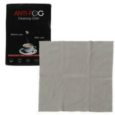 Reusable Anti-Fog Cloth Antifogging Lens Goggles Wipe Defogger Eyeglasses Wipes