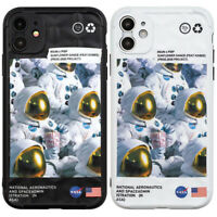 NASA Astronaut Popcorn Soft Phone Cover Case For iPhone 11 Pro Max XR XS SE 2nd
