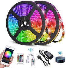 --ENVIO DESDE ESPAÑA-- 10M Tiras LED Inteligente Wifi Alexa Google home 5050 LED
