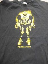 POWERMAN 5000 rare vintage band shirt size M rob zombie marilyn manson pantera