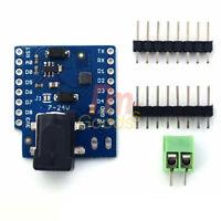 7-24V DC Power Supply Shield Module Mini Development Board  V1.1.0 for Wemos D1