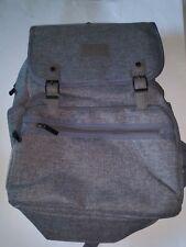 HFSX Laptop Backpack Men Women Business Travel Computer Bagpack Color Gray
