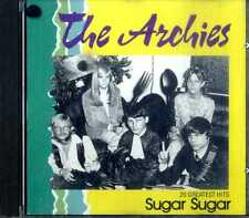 Archies Sugar Sugar - 20 Greatest Hits CD Excellent