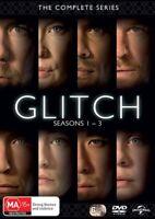 Glitch COMPLETE Season 1-3 : NEW DVD