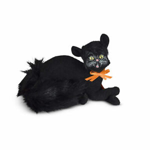 Annalee Dolls 2021 Halloween 4in Halloween Kitty Plush New with Tag