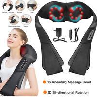Vibro Massage Gürtel Muskel Entspannung Rücken Nacken Schulter Körpermassag
