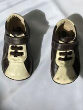 See Kai Run 6 Boys Leather Shoes