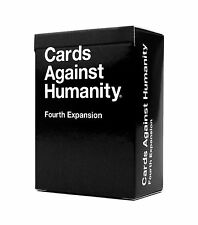 Cards Against Humanity Fourth Expansion X4