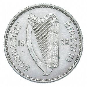 Better - 1928 Ireland 1 Scilling - TC *998