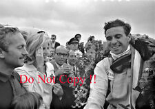 Jim Clark Lotus 33 Winner Dutch Grand Prix 1965 Photograph 5