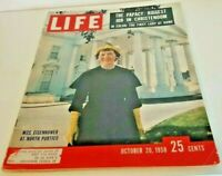 October 20, 1958 LIFE Magazine old ads advertising add adds FREE SHIP Oct 10 50s