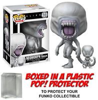 Funko POP! Movies ~ NEOMORPH ALIEN VINYL FIGURE w/Protector Case ~ Covenant