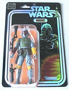 Star Wars The Black Series Boba Fett SDCC 40th Anniversary Exclusive