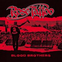 ROSE TATTOO - BLOOD BROTHERS (2018 BONUS REISSUE)   CD NEUF