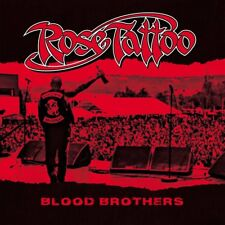 ROSE TATTOO - BLOOD BROTHERS (2018 BONUS REISSUE)   CD NEUF