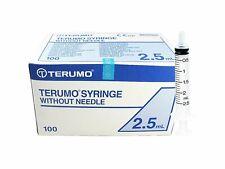 25x 2ml / 2.5ml Sterile Syringes Hypodermic Medical Injection Syringe No Needles