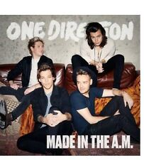 One Direction - Made in the A.M. (CD, 2015) AM, Harry Styles, Perfect Wishes
